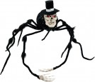 EUROPALMS Halloween spider bride groom 70cm