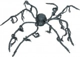 EUROPALMS Halloween Spinne, animiert, 110x8cm